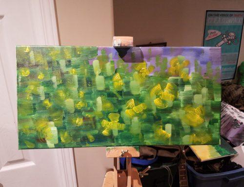 Daffodil Shapes #1