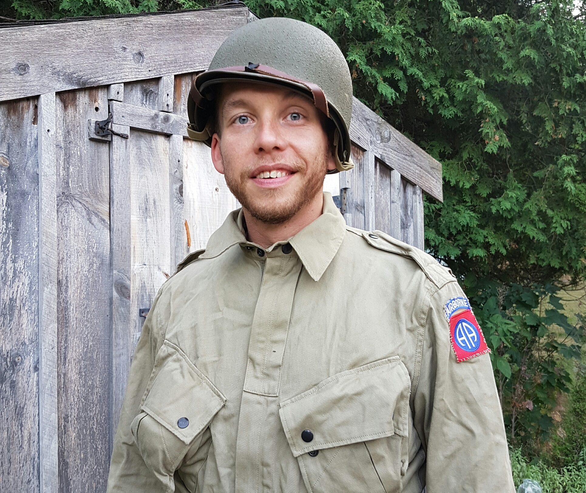 TangoNovember: Review of Echo M1942 Jump Uniform from AtTheFront